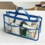 Clear dual bag in bag กระเป๋าจัดระเบียบ รุุ่น ใส thumbnail 15