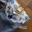 Lady Ribbon Jumpsuit จัมป์สูทผ้าเดนิมตกแต่งคริสตัล thumbnail 6