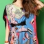 Seoul Secret Colorful Coral Dress thumbnail 3