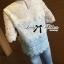 Lady Ribbon เสื้อลูกไม้ไล่สี สีชมพู สีฟ้า thumbnail 2