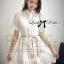 Lady Ribbon เดรสผ้าออร์แกนซ่าลายลูกไม้ ทรงเชิ้ต thumbnail 2