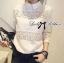 Lady Ribbon Cotton Lace Shirt เชิ้ตตัดต่อผ้าลูกไม้สุดหวาน thumbnail 6