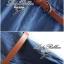 ASOS PETITE Denim Playsuit จั๊มสูทขาสั้น ยีนส์ ขายพร้อมเข็มขัด thumbnail 6