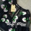 Lady Ribbon Floral Embroidered Crop Blouse and Peplum Long Skirt Set thumbnail 10