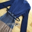 Lady Ribbon Pleated Dress เดรสผ้าจับพลีต thumbnail 11