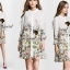 Seoul Secret Sarah Blossom Dress Shirt thumbnail 2