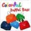 Colorful Duffel Bags กระเป๋าเดินทางพับได้ thumbnail 1