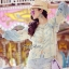 Lady Ribbon Floral Print Chiffon Blouse thumbnail 3
