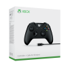 Xbox One S Controller + Cable for Windows - Black (Gen 3) (Wireless & Bluetooth)