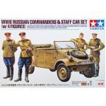 TA25153 Russian Commanders/Staff Car (1/35)