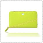 BankBook Wallet - Lime