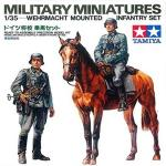 TA35053 WEHRMACHT MOUNTED INFANTRY SET 1/35