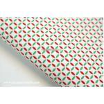 ผ้าสักหลาดเกาหลี พิมพ์ลาย Basic Christmas 1mm มี 8 ลาย ขนาด 42x30 cm /ชิ้น (Pre-order) No.F