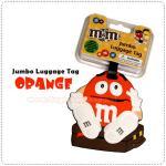 M&M Tag - Orange