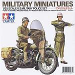 TA35084 US MILITARY POLICE SET 1/35