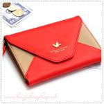 Day By Day Pouch - Red