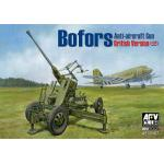 35187 BRITISH OF 40 mm.MK.III ANTI-AIRCRAFT GUN 1/35