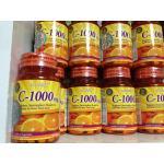 วิตามินซี acorbic c-1000 mg แบบ 6 กระปุก