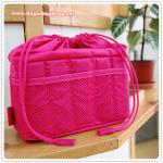 Camera Bag Insert - Hot Pink
