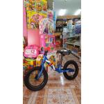 K-POP mini balance bike จักรยานทรงตัว สีน้ำเงินลายธง