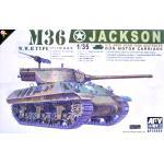 AF35058 M36 Jackson 1/35
