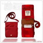 Voyaging Bag V.2 - Red