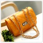 Mini Shoulder Bag - Yellow