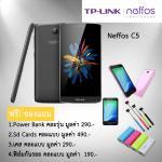 TP-Link Neffos C5 (2016) จอ5นิ้ว RAM2GB ความจำ16GB 2ซิม4G (Black)