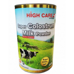 High Care Super Colostrum Milk Powder 6000 mg IgG ขนาด 450 g