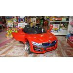 รถแบตเตอรี่ รุ่น LN5880 (ทรง BMW i8 Sport) สีแดง