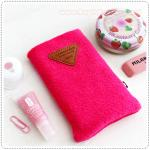 Cleaner Pouch - Pink