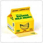 Milk Memo Cow Banana