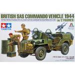 TA25152 British SAS Commando Vehicle 1/35