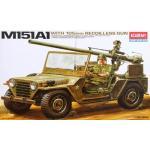 AC13003 M-151A1 WITH 105mm RECOILLESS GUN(1/35)