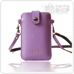 Sleeve Mobile Pouch case - Purple