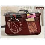 ฺฺBag Organizer - Brown
