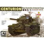 35100 CENTURION MK5/1 (VIETNAM VERSION)1/35