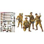 TA32409 WWI BRITISH INFANTRY w/SMALL ARMS & EQUIPMENT 1/35