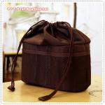 Camera Bag Insert - Brown
