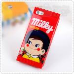Case iPhone 4/4s Peko Milky - E