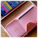 Pass Wallet - Baby Pink
