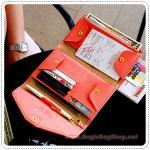Tripping Pop Wallet - Pink