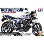 """TA14066 Honda CB750F """"Custom Tuned"""" 1/12"""