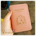 Iconic Passport Cases - Pink