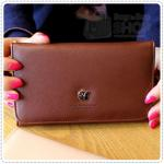 AMI Multi Pouch - Brown