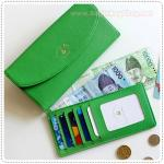Day Wallet - Green