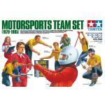 TA20063 1/20 Motorsports Team Set 1970-1985