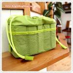 Camera Bag Insert - Light Green