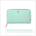 BankBook Wallet - Blue