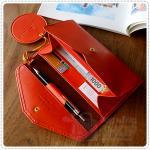 Travel Documents - Orange